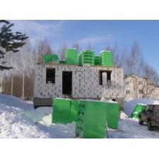 Жилой дом из газосиликатных блоков в Нижнем Новгороде