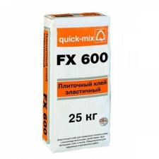 FX 600 Плиточный клей, эластичный, 25 кг