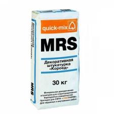 MRS Декоративная штукатурка «Короед», 30 кг
