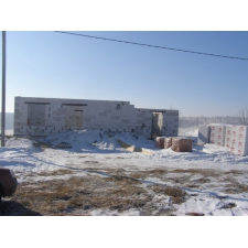 Жилой дом в Кстово из газосиликатных блоков