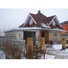 Жилой дом на Бору из газосиликатных блоков
