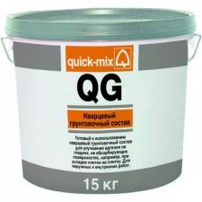 QG Кварцевый грунтовочный раствор, 15 кг