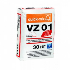 V.O.R. Кладочный раствор для лицевого кирпича (VZ 01) Зимний, 30 кг