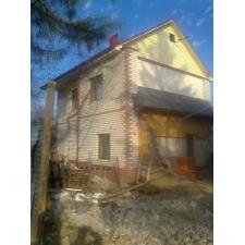Жилой дом в Нижнем Новгороде из силикатного кирпича