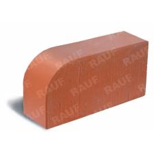 Кирпич лицевой керамический полнотелый ЛСР КРАСНЫЙ УГЛОВОЙ R-60 ГЛАДКИЙ   250х120х65