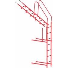 Кровельные и стеновые лестницы Optima